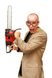 Chainsaw 3 Stock Photography