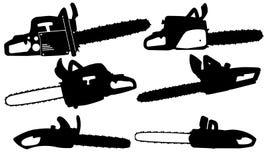 Chainsaw Arkivbilder