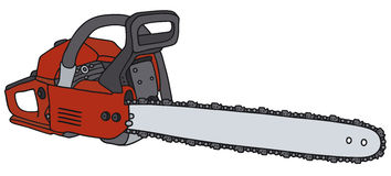 Chainsaw Royalty Free Stock Image
