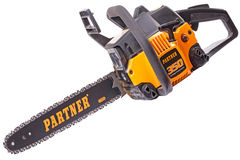 Chainsaw Partner 350 Stock Images