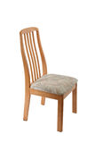 Chair. A chair on a white background Royalty Free Stock Photo
