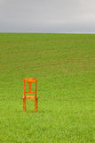 The chair Stock Image