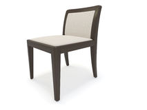 Chair. On white background.  It's 3D image Royalty Free Stock Photos