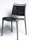 Chair. Modern chair shoot with a shadow Royalty Free Stock Photo