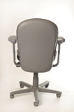 The Chair. Chair on white background ready for type Royalty Free Stock Photos