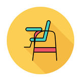 Chair for baby Royalty Free Stock Photography