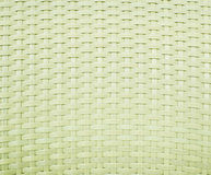 A chair  basket weave pattern Stock Image