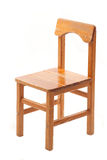 Chair children's wooden Royalty Free Stock Photo