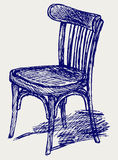 Chair classic Royalty Free Stock Images