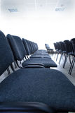 Chair in conference room. On white background Royalty Free Stock Images