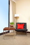 Chair corner Royalty Free Stock Images