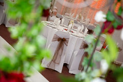 Chair covers Stock Images