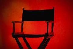 Chair del Direttore Immagini Stock