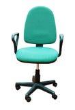 chair green royaltyfri fotografi