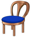 Chair illustration Royalty Free Stock Images