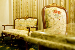 Chair in interior Royalty Free Stock Photos