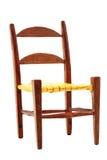 chair isolated Στοκ Φωτογραφία