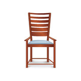 Chair isolated Stock Image