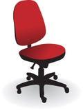 chair kontoret Royaltyfri Bild