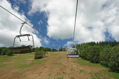 Chair lift Stock Photos