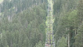 CHair lift Arizona stock video