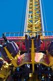 Chair Lift State Fair Stock Photo