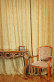 Chair Near The Table Royalty Free Stock Photography
