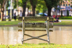 Chair in the park Royalty Free Stock Photography