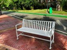 Chair park Stock Photo