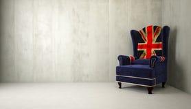 Chair pop art Stock Photo