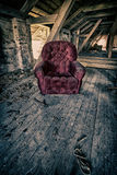 The chair Royalty Free Stock Photo