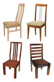 Chair set Royalty Free Stock Photography