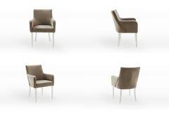 Chair Set 1 Stock Photo