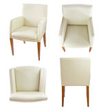 Chair set Stock Photography