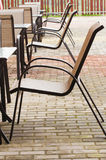 Chair  and  table Royalty Free Stock Photography