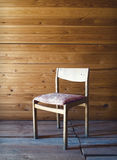 Chair in vintage interior Royalty Free Stock Photography