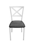 The chair on white Stock Image