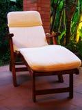 chair wooden Στοκ Φωτογραφία