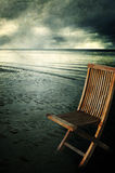 Chairat beach Royalty Free Stock Images