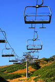 Chairlift Royalty Free Stock Photos