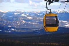 chairlift Στοκ φωτογραφία με δικαίωμα ελεύθερης χρήσης