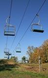 chairlift Fotografia Stock