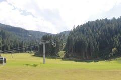 chairlift stockbild