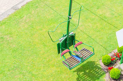 Chairlift at Schloss Burg Stock Photography