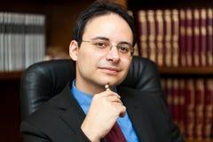 Chairman Stock Photo