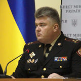 Chairman of the State Emergency Service of Ukraine Stock Photography