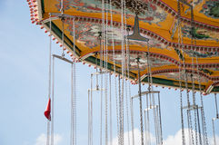 Chairoplane Royalty Free Stock Photography
