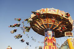 Free Chairoplane At The Oktoberfest Stock Images - 22645954