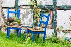 Chairs34 Foto de Stock