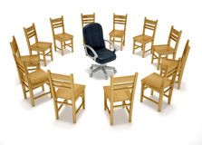 Chairs Royalty Free Stock Photos
